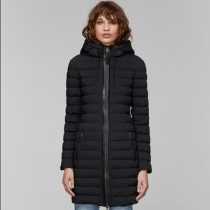 Mackage Calna Hooded Light Weight Down Jacket